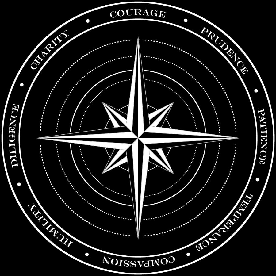 Circle VirtuesWhite